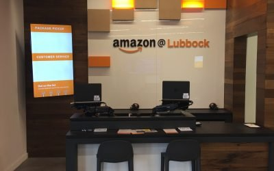 Amazon @ Lubbock for Secure Delivery